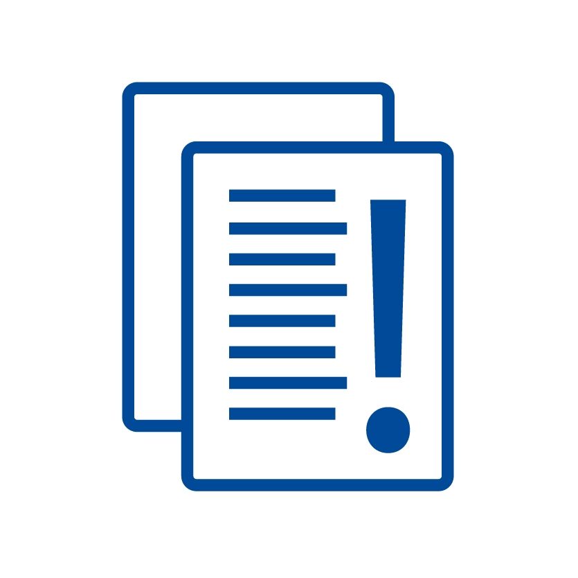Icon for Incident Reports