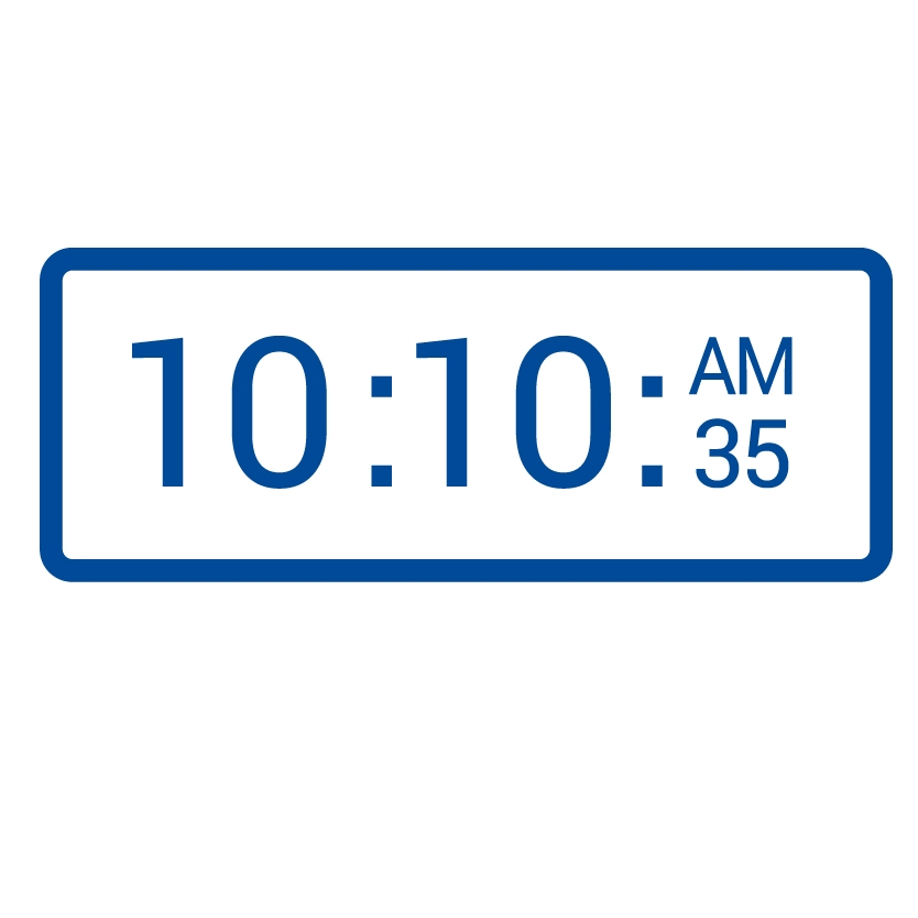 Icon for Time Sync